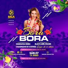 Bora Bora Sabado 07 De Julio Una Sala 68 Multiespacio