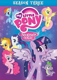 Amazon.com: My Little Pony Friendship Is Magic: Season 3: Tara ...