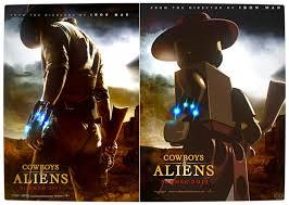 Vamers Fandom Film Lego Posters Cowboys et Aliens Film Cowboys & Aliens  Photographie par Riva | Partage d'Images françaises Images