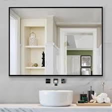 shelves drawers wall mirrors