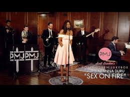 Sex On Fire - Kings Of Leon (Vintage Soul Cover) ft. Adanna Duru ...