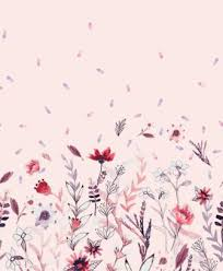 wild flowers fl wallpaper mural