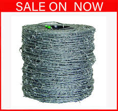 Fencing Barbed Wire