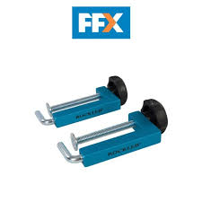 Silverline Benchdog 316097 Universal Fence Clamps 2pce For Sale Ebay