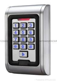 Standalone Keypad Access Control User - L100EM - Lotussmart (China  Manufacturer) - Other Electrical & Electronic - Electronics & Electricity
