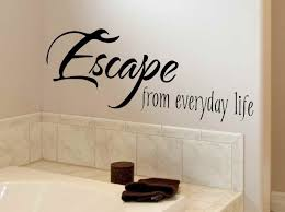 bathroom wall decals decor business