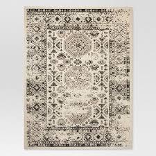 4 x6 ryan overdyed woven rug cream