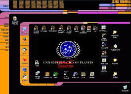 lcars desktop wallpaper united