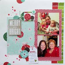 Merry & Bright. | Christmas paper crafts, Christmas paper ...