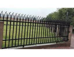 Cheap Wrought Iron Security Fencing For Sale Simple Metal Fence Panels Buy 8x8 Fence Panels Used Wrought Iron Fencing For Sale Modern Wrought Iron Fence Product On Alibaba Com