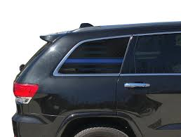 American Flag Thin Blue Line Decal For 4th Generation Jeep Etsy