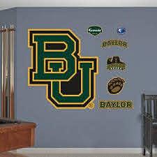 Baylor Bears Bu Logo Baylor Bears College Sports Baylor Bear Baylor Bear Decor