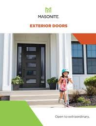 2019 masonite exterior door catalog by