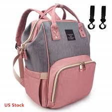 baby diaper nappy changing bag backpack