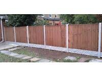 Fence Panels For Sale In Berkshire Fences Fence Posts Gumtree