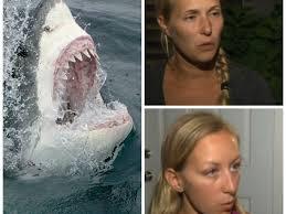 Kayak pair escape Great White shark attack - Irish Mirror Online
