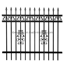 China High Quality Cheap Antique Used Wrought Iron Fence Panels For Sale China Fence Steel Fence