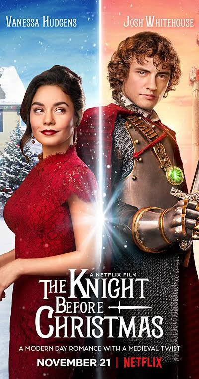 """Image result for the knight before christmas poster"""""""
