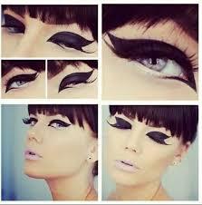 60 s eye makeup ideas saubhaya makeup