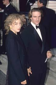 Alex Kingston and Ralph Fiennes, 1999 | Over 100 Glamorous Photos ...