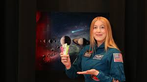 Abigail Harrison   Aspiring Astronaut on Twitter   Astronaut, Harrison,  Segmentation