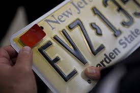 Teen Drivers Can Begin Buying Red License Plate Decals Today Required Under Kyleigh S Law Latest Headlines Pressofatlanticcity Com