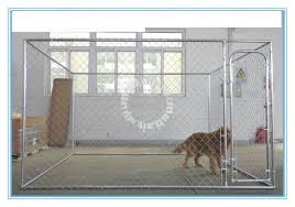 Kennel Cover Chain Link Pet Pen Fence Outdoor Pets For Sale In Bukit Minyak Penang Mudah My