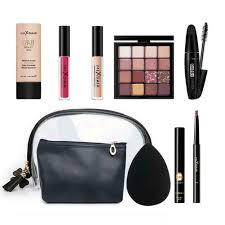 makup tools kit eyeshadow lipstick