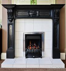 what is a fireplace surround kit with