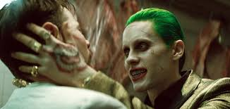 leto puts his own spin on the joker in