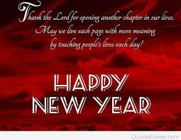 new year wishes for christians