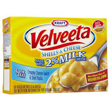 kraft velveeta ss and cheese