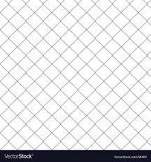 Chain Link Fence Seamless Pattern Royalty Free Vector Image