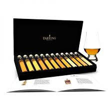 whisky tasting 12 s in gift box