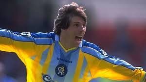 Gianfranco Zola back at Chelsea: Remembering his impact as a player