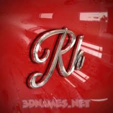 rh as a 3d wallpaper