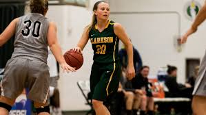 Ashley Hill - Women's Basketball - Clarkson University Athletics