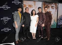 Kevin Jonas, Joe Jonas, Nick Jonas, Paul Kevin Jonas Sr. And ...