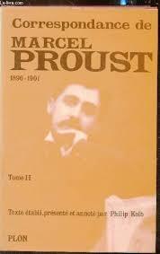 Livre: Correspondance, Volume 2, 1896-1901, Marcel Proust, Plon ...
