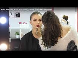 make up courses in dubai