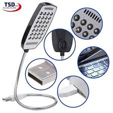 Đèn Led Cho Laptop 28 Bóng Cổng USB