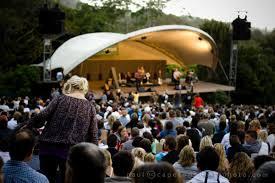 concert season at kirstenbosch cape