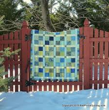 Quilt Throw For A Wonderful Lady Red Fence Quilting Llc