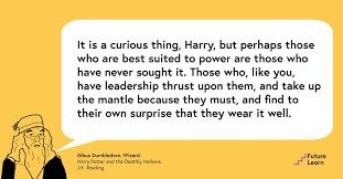the best quotes about leadership futurelearn