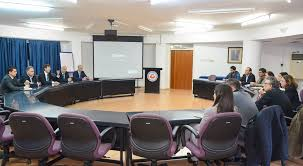 KKTC Merkez Bankası Başkanı Rifat Günay DAÜ'lü Akademisyenleri  Bilgilendirdi | Haberler | Doğu Akdeniz Üniversitesi (DAÜ), Kıbrıs