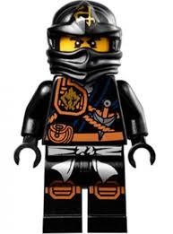 LEGO Ninjago Cole Minifigure Knee Pads Loose - ToyWiz