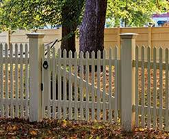 Nantucket Picket Gate Entrance Gates Wood Gates And More From Walpole Outdoors