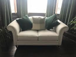 pair of laura ashley gloucester sofas