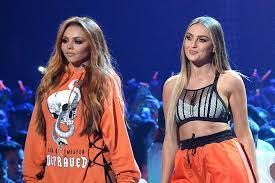 Little Mix's Jesy Nelson Addresses Perrie Edwards Feud Rumors
