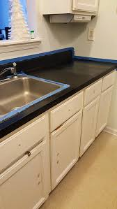 how to paint kitchen countertops the